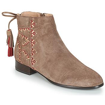Παπούτσια Γυναίκα Μπότες André TSAR Beige