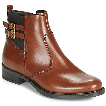 Παπούτσια Γυναίκα Μπότες André CARLIN Brown