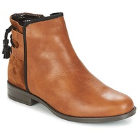 Παπούτσια Γυναίκα Μπότες André TITOL Brown