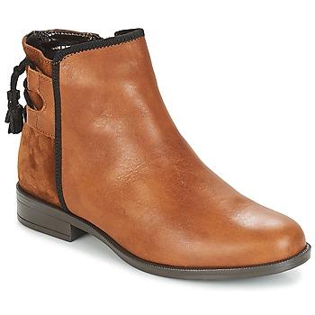 Μπότες André TITOL ΣΤΕΛΕΧΟΣ: Δέρμα & ΕΠΕΝΔΥΣΗ: Ύφασμα & ΕΣ. ΣΟΛΑ: Δέρμα & ΕΞ. ΣΟΛΑ: Καουτσούκ