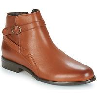 Παπούτσια Γυναίκα Μπότες André TACOS Brown