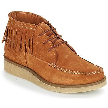 Παπούτσια Γυναίκα Μπότες André TANVI Brown