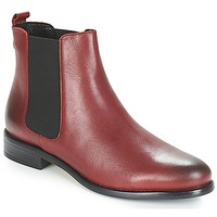 Παπούτσια Γυναίκα Μπότες André CARAMEL Red