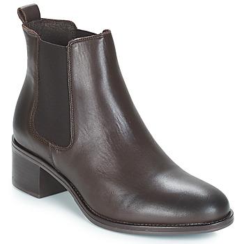 Παπούτσια Γυναίκα Μποτίνια André CRUMBLE Brown