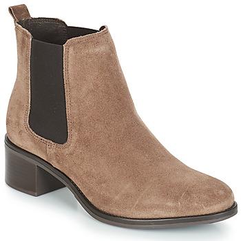 Παπούτσια Γυναίκα Μπότες André CRUMBLE Beige