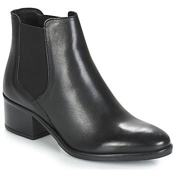 Μπότες André TRIUMPHA ΣΤΕΛΕΧΟΣ: Δέρμα & ΕΠΕΝΔΥΣΗ: Δέρμα / ύφασμα & ΕΣ. ΣΟΛΑ: Ύφασμα & ΕΞ. ΣΟΛΑ: Καουτσούκ