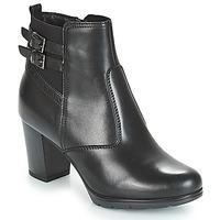 Παπούτσια Γυναίκα Μπότες André CARACAL Black