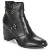 Παπούτσια Γυναίκα Μπότες André TORI Black