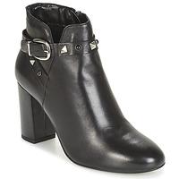 Παπούτσια Γυναίκα Μπότες André FLY Black