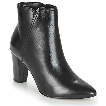 Παπούτσια Γυναίκα Μποτίνια André FAST Black