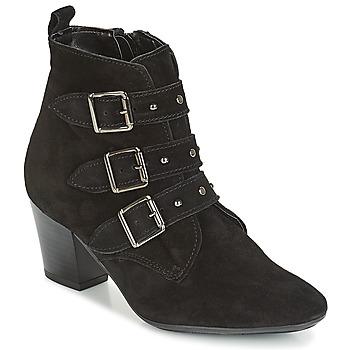 Παπούτσια Γυναίκα Μποτίνια André TRACY Black