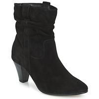 Παπούτσια Γυναίκα Μπότες André FANFAN Black