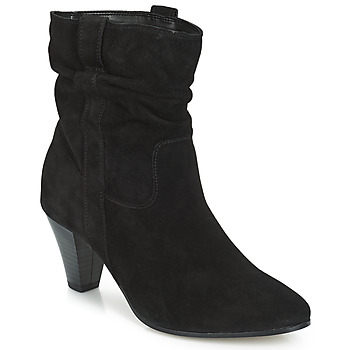 4c5bee91173 Παπούτσια Γυναίκα Μπότες André FANFAN Black