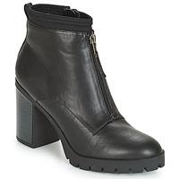 Παπούτσια Γυναίκα Μπότες André TROUBADOUR Black