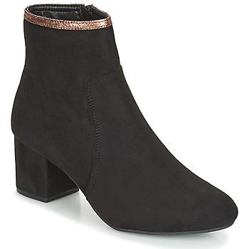Παπούτσια Γυναίκα Μποτίνια André FALOU Black