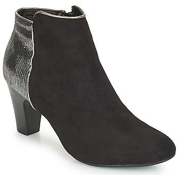 Παπούτσια Γυναίκα Μπότες André FLORIE Black