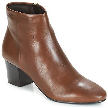 Παπούτσια Γυναίκα Μποτίνια André FAME Brown