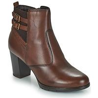 Παπούτσια Γυναίκα Μπότες André CARACAL Brown