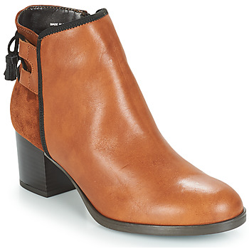 Παπούτσια Γυναίκα Μπότες André TIRON Brown