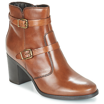 Παπούτσια Γυναίκα Μπότες André TORI Brown