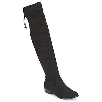 Παπούτσια Γυναίκα Μπότες για την πόλη André MARGOT Black