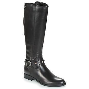 Παπούτσια Γυναίκα Μπότες για την πόλη André TESS Black