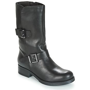 Παπούτσια Γυναίκα Μπότες για την πόλη André TOPI Black