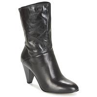 Παπούτσια Γυναίκα Μπότες για την πόλη André FEVER Black