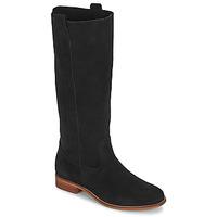 Παπούτσια Γυναίκα Μπότες για την πόλη André THEE Black