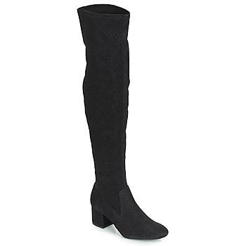 Παπούτσια Γυναίκα Μπότες για την πόλη André FLAIR Black / Pailleté