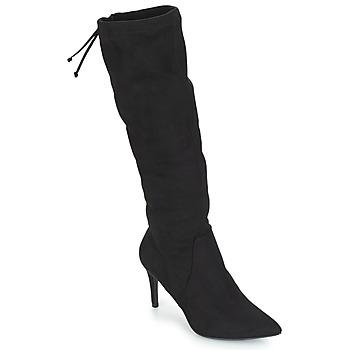Παπούτσια Γυναίκα Μπότες για την πόλη André FOLIES Black