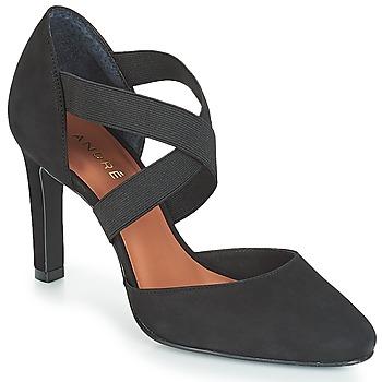 Παπούτσια Γυναίκα Γόβες André FIONA Black