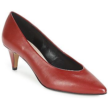Παπούτσια Γυναίκα Γόβες André FREEDOM Red