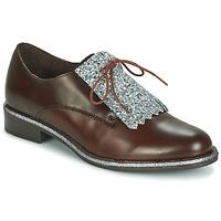 Παπούτσια Γυναίκα Derby André FATOU Brown