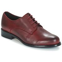 Παπούτσια Γυναίκα Derby André LOUKOUM Red