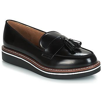 Παπούτσια Γυναίκα Μοκασσίνια André TAXI Black