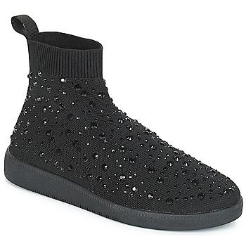 Παπούτσια Γυναίκα Ψηλά Sneakers André TINTA Black