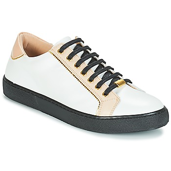 Παπούτσια Γυναίκα Χαμηλά Sneakers André BERKELITA Άσπρο