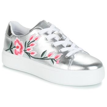 Παπούτσια Γυναίκα Χαμηλά Sneakers André ALGINA Silver