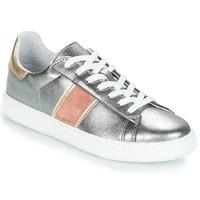 Παπούτσια Γυναίκα Χαμηλά Sneakers André FRISBEE Silver