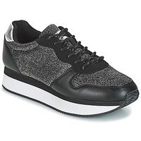 Παπούτσια Γυναίκα Χαμηλά Sneakers André TYPO Black / Silver
