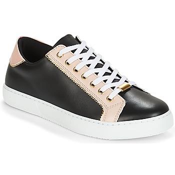 Παπούτσια Γυναίκα Χαμηλά Sneakers André BERKELITA Black / Beige