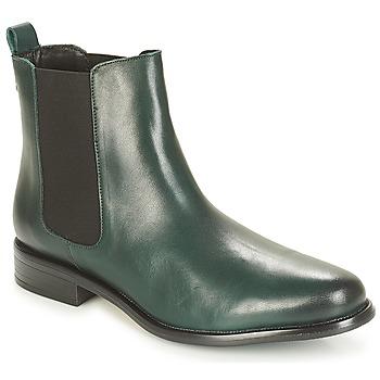 Παπούτσια Γυναίκα Μπότες André CARAMEL Green