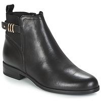 Παπούτσια Γυναίκα Μπότες André MANEGE Black
