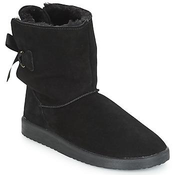 Παπούτσια Γυναίκα Μπότες André TOUDOU Black