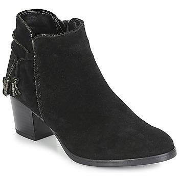 Παπούτσια Γυναίκα Μποτίνια André MISTINGUETTE Black