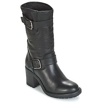 Παπούτσια Γυναίκα Μπότες για την πόλη André TERRIFIC Black