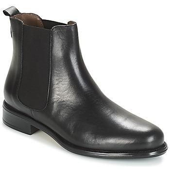 Παπούτσια Γυναίκα Μπότες André CARAMEL Black