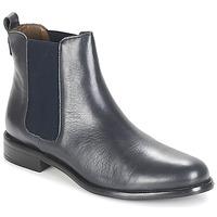 Παπούτσια Γυναίκα Μπότες André CARAMEL Μπλέ