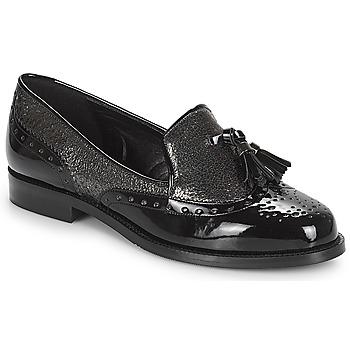 Παπούτσια Γυναίκα Μοκασσίνια André PELICAN Black